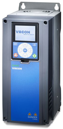 Vacon 100 FLOW 3kW 8A IP54